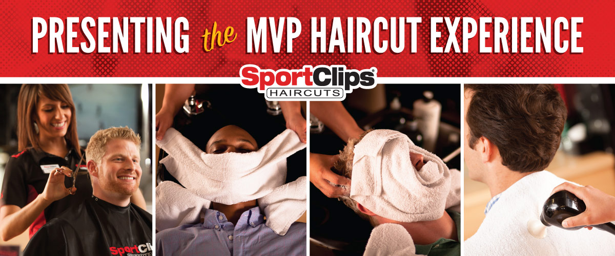 The Sport Clips Haircuts of The Shoppes at 151st MVP Haircut Experience
